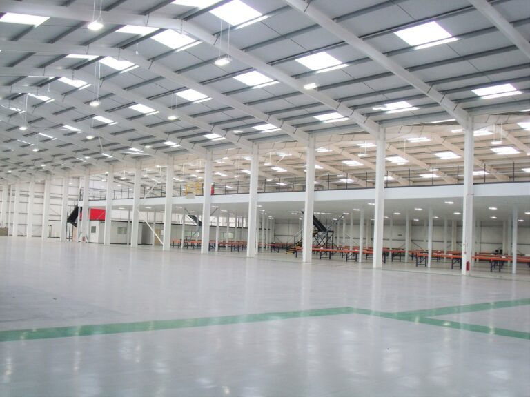 Mezzanine Floors Working for You - Advantage Storage & Handling