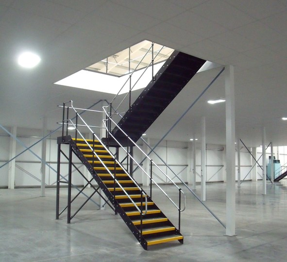 Will My Mezzanine Need Fire Protection? - Advantage Storage & Handling