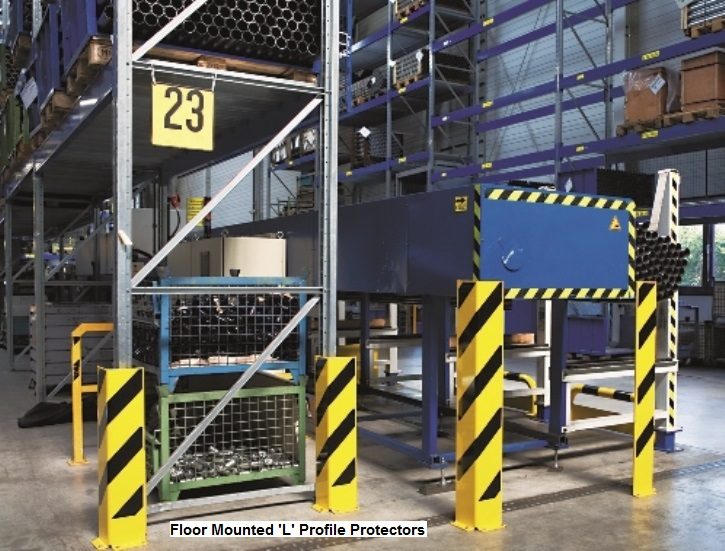Racking Protection – Which Option is Right for You? - Advantage Storage & Handling