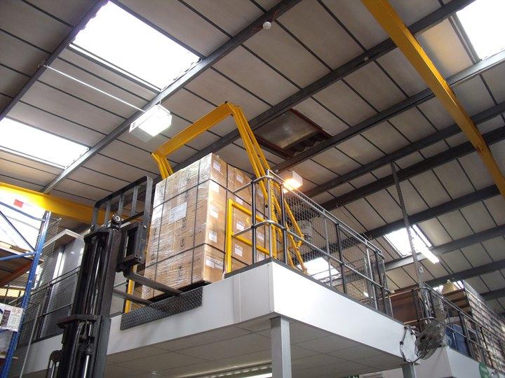 Non-standard Pallets? – Non-standard Pallet Gate! - Advantage Storage & Handling